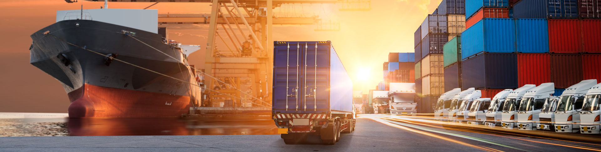 Harrowing Port Gridlocks